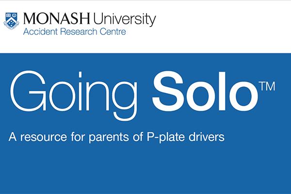 Going Solo* Monash University