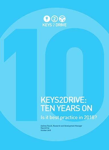 Keys2Drive - Ten years on
