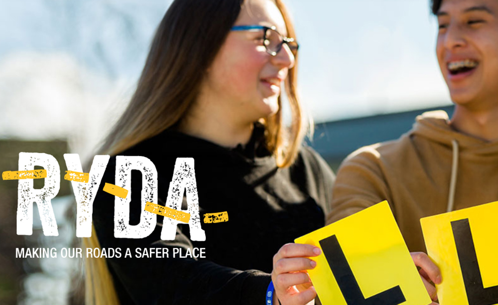 Road safety education - RYDA