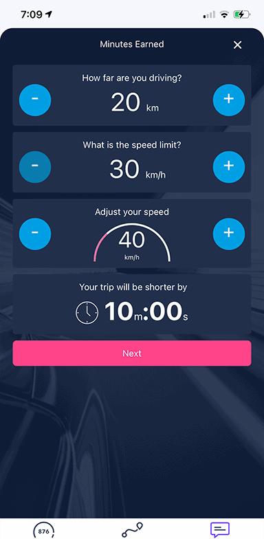 Mobi Speed Experiment