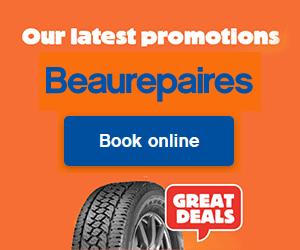 Beaurepaires promotions