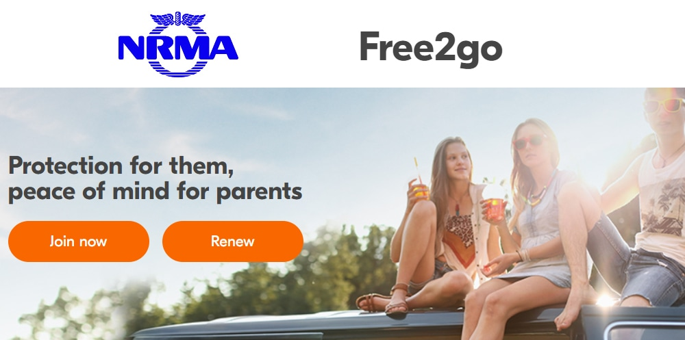 myNRMA Free2Go